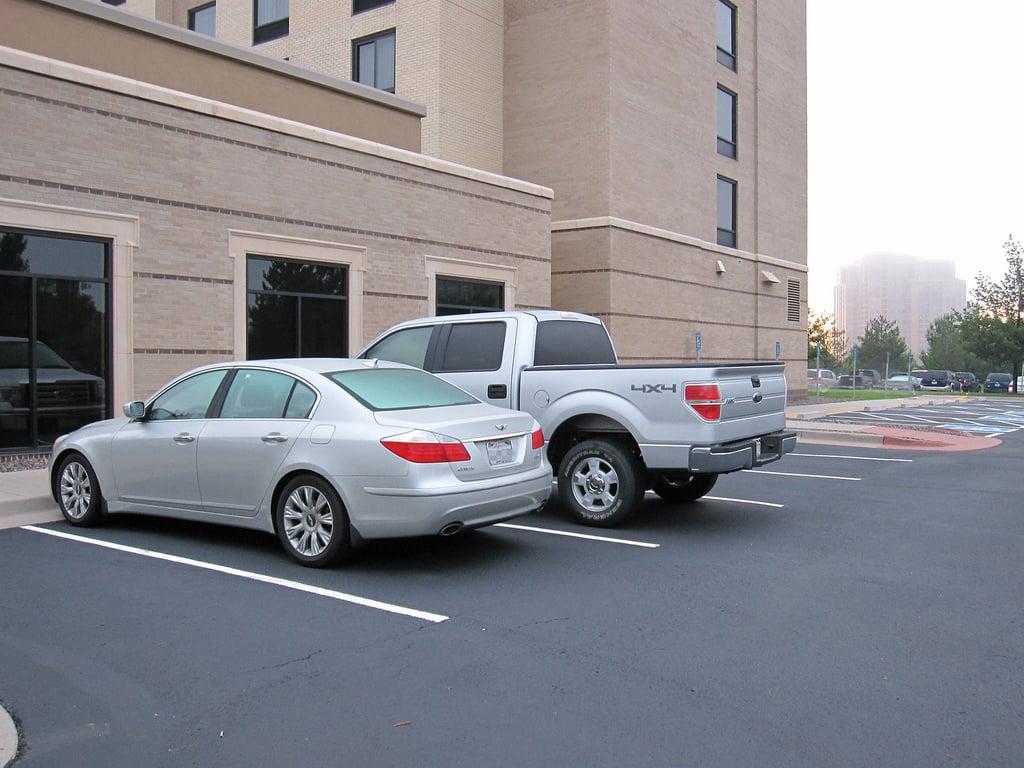 parking denver, the parking spot denver, denver parking