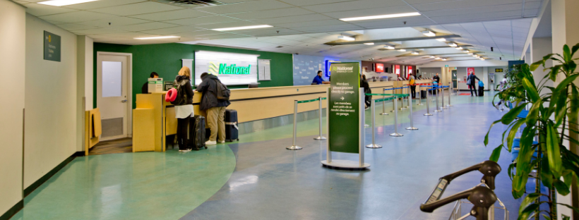 How to Drop Off Your Rental Car If the Counter Is Closed