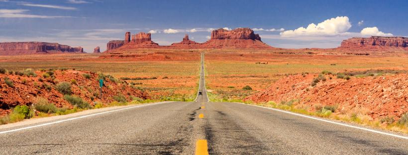 USA road trip, car rental