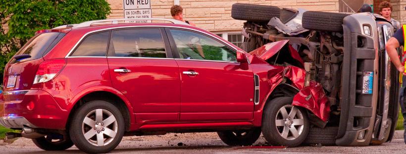 Rental Car Crash – Be Aware Of Everything