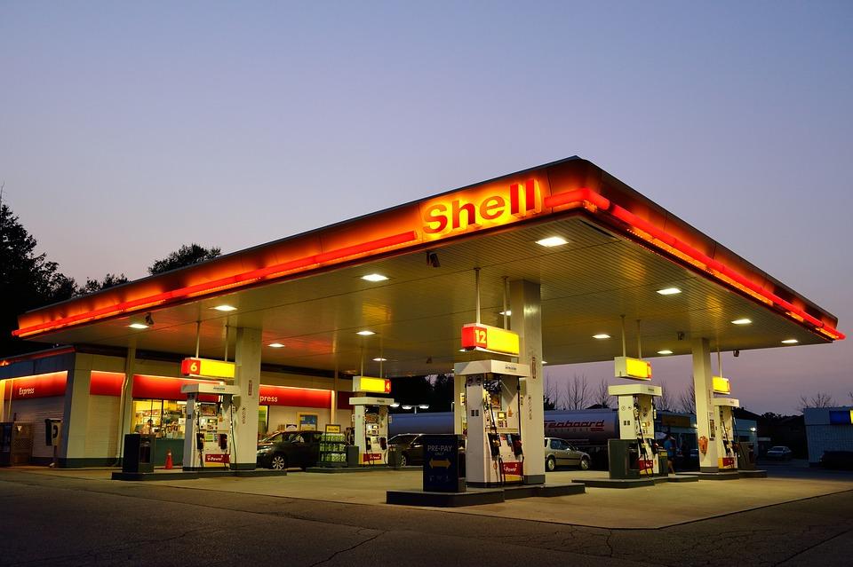 car rental gas