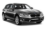 AVIS Car rental Valencia - Joaquin Sorolla - Train Station Compact car - BMW 1 Series ya da benzer araçlar
