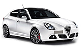 AVIS Car rental Rimini - City Centre Compact car - Alfa Romeo Giulietta