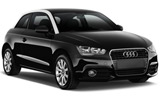 EUROPCAR Car rental Gent Railway Station Economy car - Audi A1