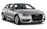 AVIS Car rental Harstad/narvik - Airport Compact car - Audi A3
