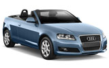 EUROPCAR Car rental Baie Mahault - Jarry Convertible car - Audi A3 Convertible