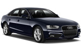 ENTERPRISE Car rental Tel Aviv - Airport Ben Gurion Luxury car - Audi A4