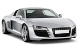 Audi Car Rental at Nimes Airport FNI, France - RENTAL24H
