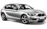 SIXT Car rental Herzliya Compact car - BMW 1 Series