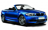 Miete BMW 1 Series Convertible
