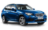 AVIS Car rental Lemnos Island Suv car - BMW X1