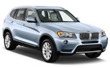 SIXT Car rental Herzliya Suv car - BMW X3
