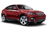 RENT PLUS Car rental Prague - Downtown Suv car - BMW X6