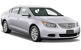 HERTZ Car rental Herzliya Luxury car - Buick Lacrosse