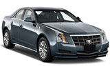 ALAMO Car rental Grosse Pointe Park Luxury car - Cadillac CTS