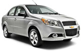 AVIS Car rental Tuzla - Airport Mini car - Chevrolet Aveo