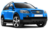 JUMBO CAR Car rental Baie Mahault - Jarry Suv car - Chevrolet Captiva