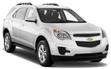 AVIS Car rental Haifa Standard car - Chevrolet Equinox
