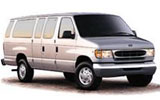 Miete Chevrolet Express 15 Seater