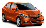 EUROPCAR Car rental Baie Mahault - Jarry Economy car - Chevrolet Onix