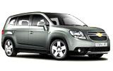 Chevrolet Car Rental at Liverpool Airport - John Lennon LPL, UK (United Kingdom) - RENTAL24H