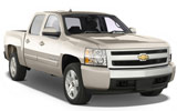 ALAMO Car rental Baltimore - Airport Van car - Chevrolet Silverado Ext Cab