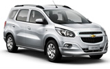 Chevrolet Jaraguá Do Sul - Centralのレンタカー, ブラジル - Rental24H.com