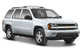 借りるChevrolet Trailblazer