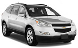 Miete Chevrolet Traverse