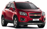 ENTERPRISE Car rental Longueuil Suv car - Chevrolet Trax