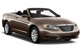 Lei Chrysler 200 Convertible