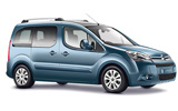 借りるCitroen Berlingo
