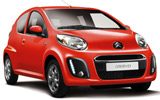Rent Citroen C1 Airscape