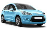 AVIS Car rental Rimini - City Centre Economy car - Citroen C3
