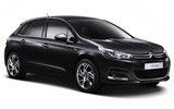 AVIS Car rental Harstad/narvik - Airport Compact car - Citroen C4