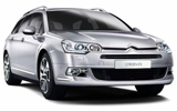 BUDGET Car rental Harstad/narvik - Airport Standard car - Citroen C5 Estate