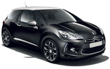 BUDGET Car rental Wavre Economy car - Citroen DS3