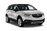 MEGADRIVE Car rental Bratislava - Downtown Standard car - Opel Crossland X