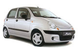 Daewoo Car Rental at Chios Airport JKH, Greece - RENTAL24H