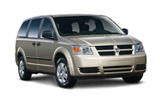 DOLLAR Car rental Baltimore - Airport Van car - Dodge Caravan
