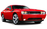 ENTERPRISE Car rental Baltimore - Airport Luxury car - Dodge Challenger