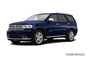 ENTERPRISE Car rental Baltimore - Airport Van car - Dodge Durango