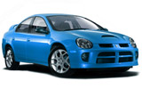 PAYLESS Car rental Baltimore - Airport Compact car - Dodge Neon