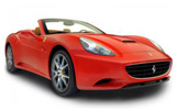Ferrari Car Rental at Madrid Airport MAD, Spain - RENTAL24H