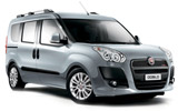 SURPRICE Car rental Lemnos Island Van car - Fiat Doblo