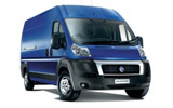 BUDGET Car rental Rimini - City Centre Van car - Fiat Ducato