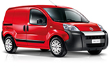 MOVIDA Car rental Niteroi - Central Van car - Fiat Fiorino