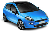ENTERPRISE Car rental Kavala - Airport - Megas Alexandros Economy car - Fiat Punto
