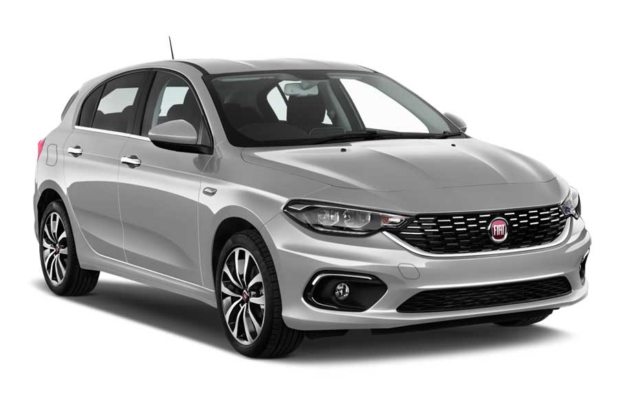 SURPRICE Car rental Lemnos Island Compact car - Fiat Tipo