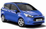 ENTERPRISE Car rental Wavre Compact car - Ford B-Max
